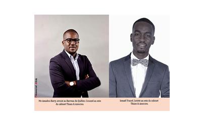 Amadou Barry and Ismael Traoré on the ACFTA